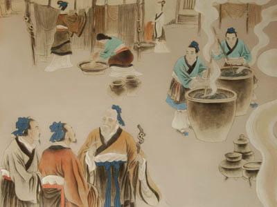 ประวัติศาสตร์จีน,  ปราชญ์ร้อยสำนัก, เม่งจื้อ, ขงจื้อ