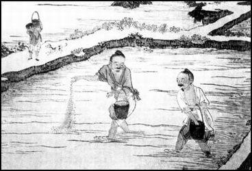 ประวัติศาสตร์จีน,  เซี่ย, ซาง, โจว, เทียน, ตี่