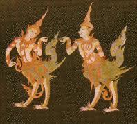 ดวงประเทียบ, โหราศาสตร์ไทย, กินรี, กินร, มโนราห์, พระสุธน