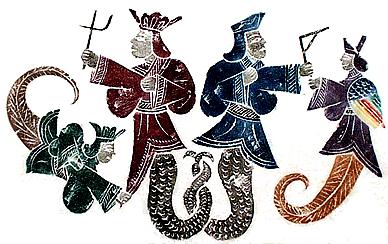 หนี่วา, ฝูซี, แม่น้ำฮวงโห, ประวัติศาสตร์จีน, หวงตี้, ฮวงโห, แม่น้ำเหลือง